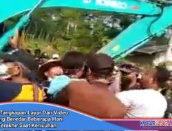 Beredar Di Media Sosial Video Kericuhan Sengketa Lahan di Pangandaran, Begini Penjelasannya