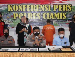 Polisi Bekuk Pelaku Sindikat BBL Ilegal Di Pangandaran, Satu Orang Masih DPO