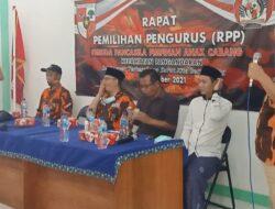 Pemuda Pancasila Kecamatan Pangandaran Gelar Rapat Pemilihan Pengurus