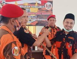 Gian Ronna Terpilih Ketua PAC Pemuda Pancasila Cijulang, Ketua MPC PP : Kita Jasmerah
